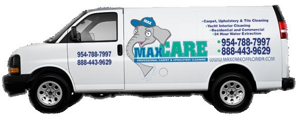 maxcare of florida van